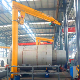 Tavol Brand BZ Model Column Mounted Jib Cranes for Sale with Nice Price