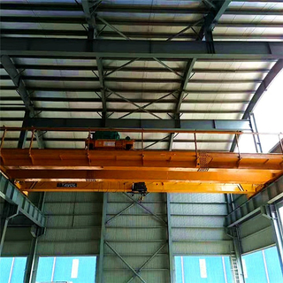 Heavy Duty Model Double Beam Overhead Bridge Cranes
