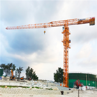 QTZ80(PT5610) Topless Tower Crane of Building Construction