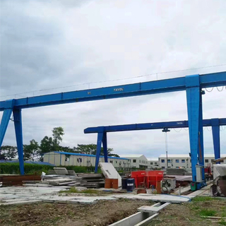 Outdoor Gantry Crane Process Cranes for The Prefabricated Industry
