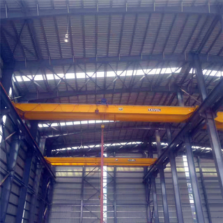 China EOT Cranes Manufacturer Tavol Brand Double Beam Bridge Crane Popular Sale with Nice Price