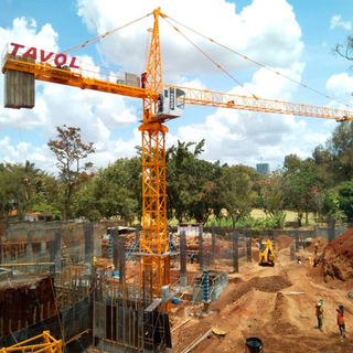 8ton Self Erecting Tower Crane for Sale